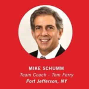 Coach Mike Schumm